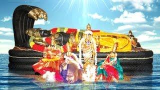 Sri Venkateswara Suprabhatam - Nithyasree Mahadevan; Sri Venkatesa Suprabatham And Paadalkal