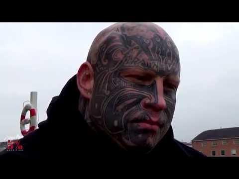 Tattoos: Rich Piana's 5%'er Jens