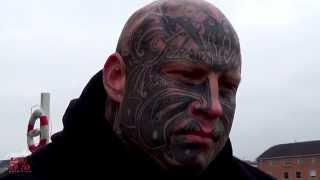 Tattoos: Rich Piana