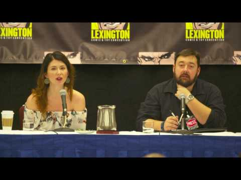 LexCon: Actress Jewel Staite - Serenity/The L.A. Complex