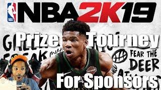 NBA 2K19 Prize Tourney For Sponsors | Xbox One X