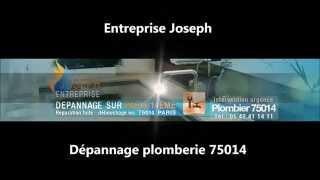 Plombier 75014 - Etablissement Gaudin(, 2013-11-13T11:56:01.000Z)