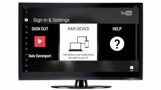 Как смотреть ролики YouTube на экране телевизора