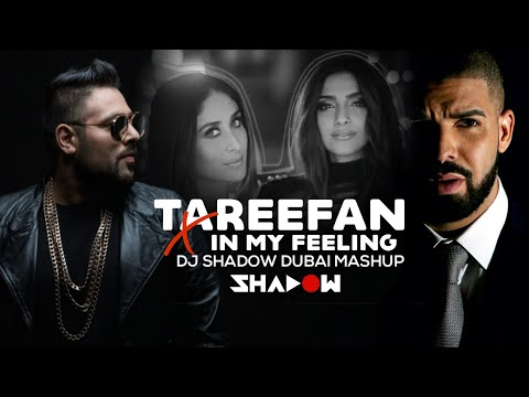 Tareefan X In My Feelings | Badshah X Drake | DJ Shadow Dubai Mashup | Kiki Do You Love Me