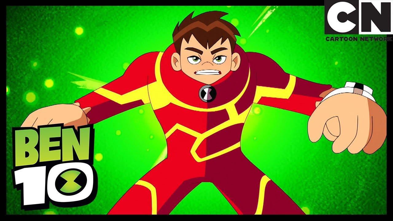 Maíz Peleas | Ben 10 en Español Latino | Cartoon Network