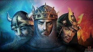 Стрим Age of Empires 2 - проходим кампании