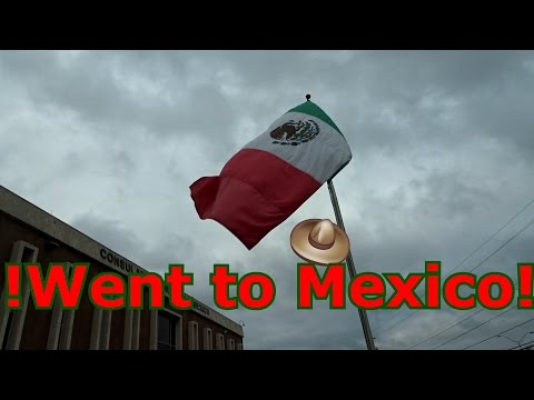 WENT TO MEXICO ***DEPORTED*** (VLOG #17)