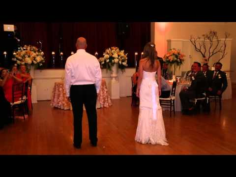 Greatest Father/Daughter Wedding Dance...WOW