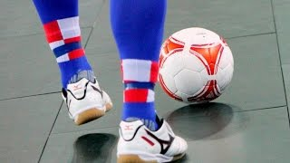 The Most Beautiful Futsal Dribbling Skills & Tricks #3