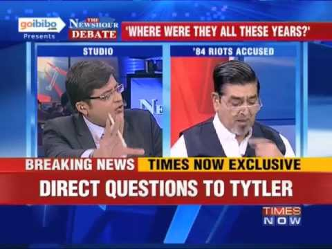 The Newshour Direct: Jagdish Tytler (Part 2 of 4)