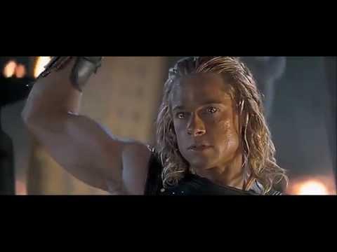 TROY [2004] Scene: 'Achilles Heel'