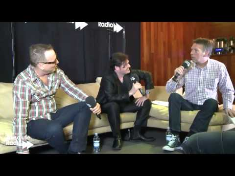 Simple Minds Interview
