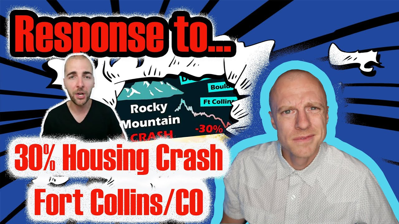 ReVenture Response Video | Fort Collins Market Crashing 30%?!