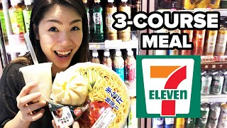 Download Eating A 3-Course Meal At 7-Eleven Mp3 and Videos
