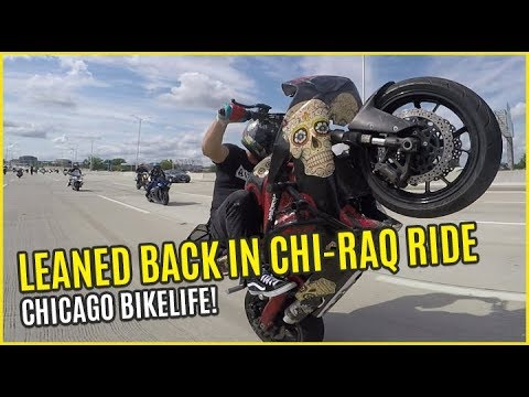 Leaned Back In Chi-Raq Ride 2017 CHICAGO BIKELIFE
