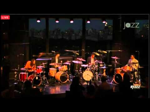 Tootie Heath:The Whole Drum Truth  Music on jazz at Lincoln Center