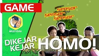 Download Video BAHAYA! DIKEJAR HOMO DI HUTAN w/ Tampan Gaming  - Watch Out Behind You Hunter MP3 3GP MP4