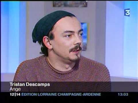 Groupe ANGE interview France 3 Lorraine le 23 mai 2005  - Florange Lorraine