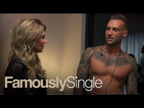 Tensions Rise Between Brandi Glanville & Calum Best  Famously Single  E!
