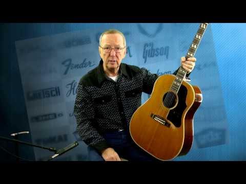 Gibson Guitars – 1960 Gibson Country Western Southern Jumbo Original Gibson Case