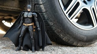 CAR VS BATMAN