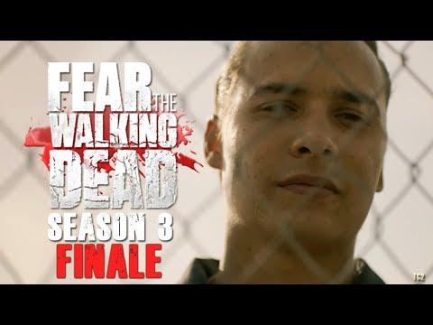 Fear The Walking Dead Season 3 Episode 16 - Sleigh Ride - Video Review!
