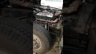 Ремонт двигателя ЯМЗ-7511.10 Часть 3