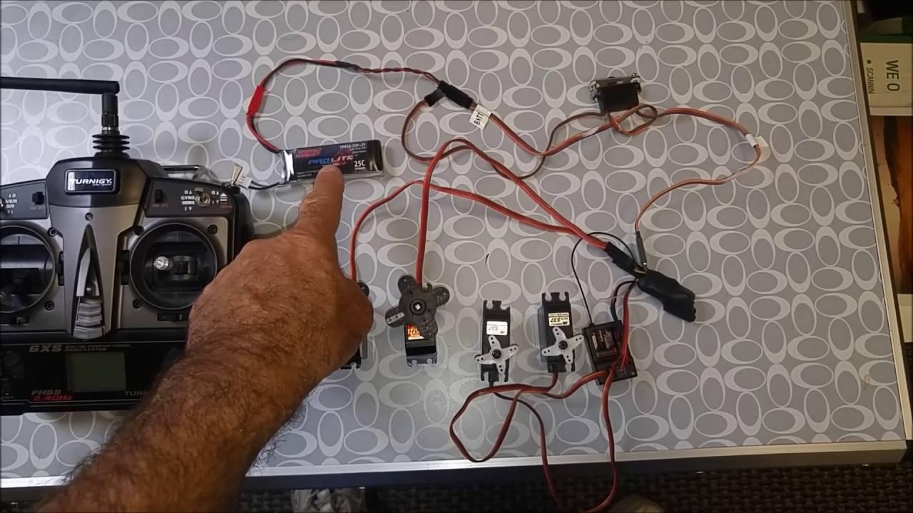 Arduino based servo flap ornithopter youtube