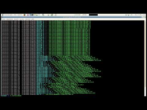 Installation and setup of Lattice Diamond on Linux