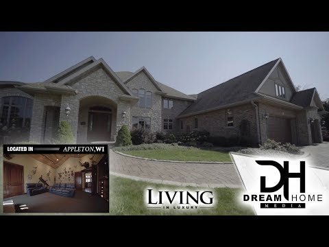 Living In Luxury | 5489 W. Natures Ln. Appleton, WI | Dream Home Wisconsin