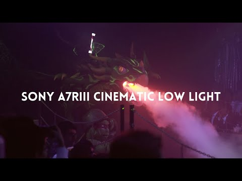 Sony a7RIII Cinematic Low Light: Japan + Vancouver