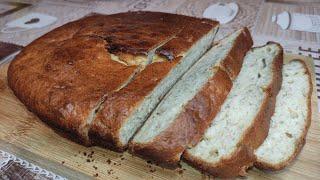 Рецепт бездрожжевого бананового хлеба