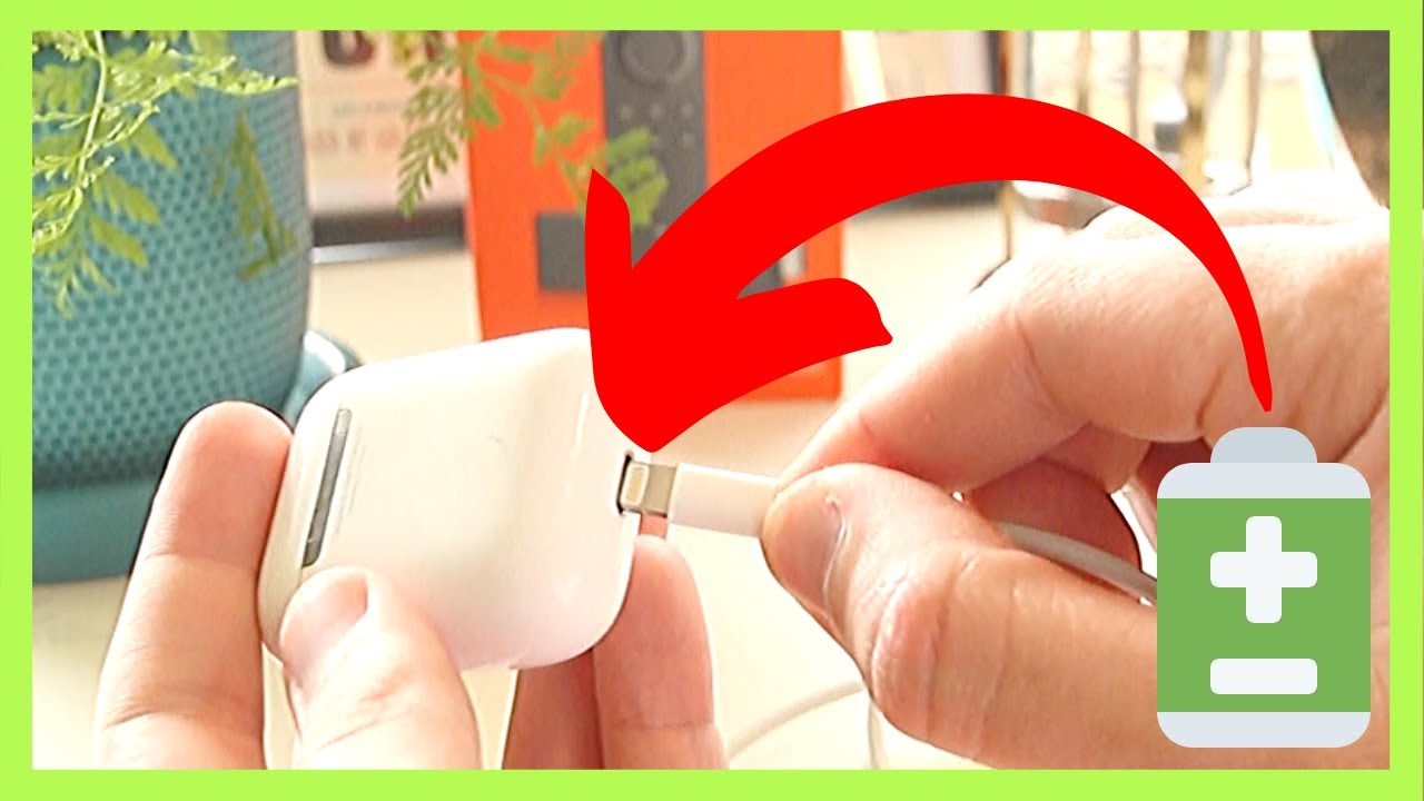 Download AirPods Case/ AirPods Not Charging! 🔥📱🔋 [HOW To FIX!] [SOLVED!]
