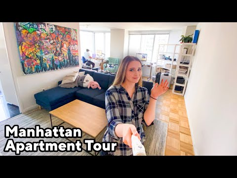 Moving In NYC - Empty Manhattan Apartment Tour!