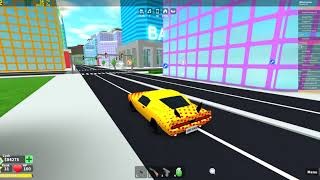 (Roblox) Comment obtenir nitro à Mad City