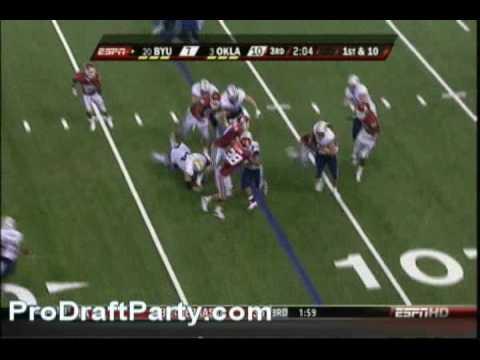 DT Gerald McCoy Highlights/Lowlights 2009 Oklahoma Part 1