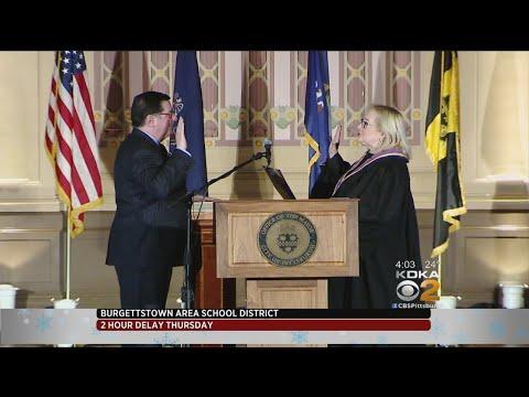 Mayor Bill Peduto Sworn In For 2nd Term