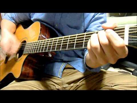 【たまこラブストーリー】プリンシプル 洲崎綾  Acoustic Guitar Instrumental