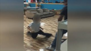 Hialeah parents arrested after video shows beating of son