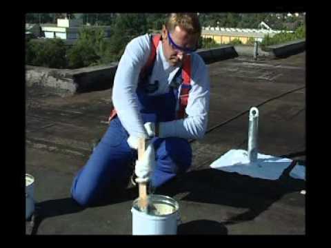Guaina liquida impermeabilizzante terrazzi tetti pian for Guaina liquida mapei