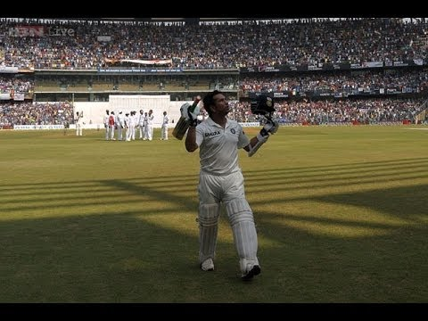 Sachin Tendulkar's 200th Test Fairwell match Highlights