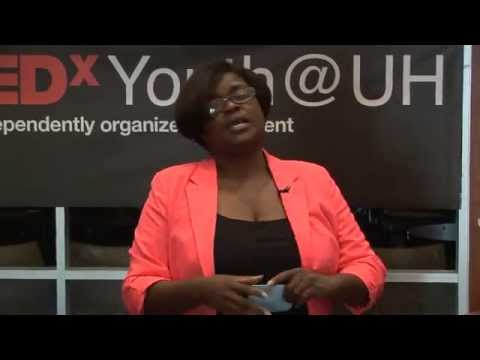Making it work -- engaging high school students: Tarhonda Greer at TEDxYouth@UH
