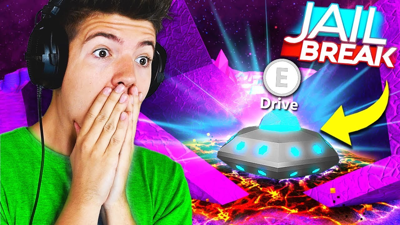 Download Alien Ufo Abducts The Cops Roblox Jailbreak Flying The 500 000 Ufo Roblox Jailbreak Alien Update Youtube