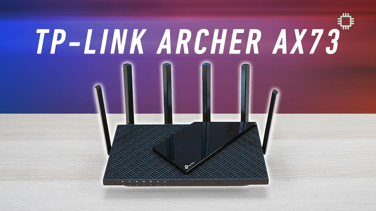 TP-LINK Archer AX73: Affordable, powerful and feature-rich! - YouTube