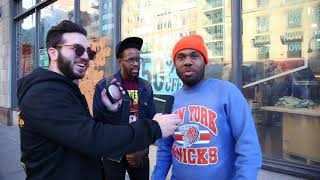 Asking RANDOM People to Freestyle on BEATS!!
