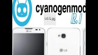 LG L70 (MS323): CyanogenMod 12.1 Lollipop 5.1.1 NIGHTLIES!!! CAMERA WORKS TOO!