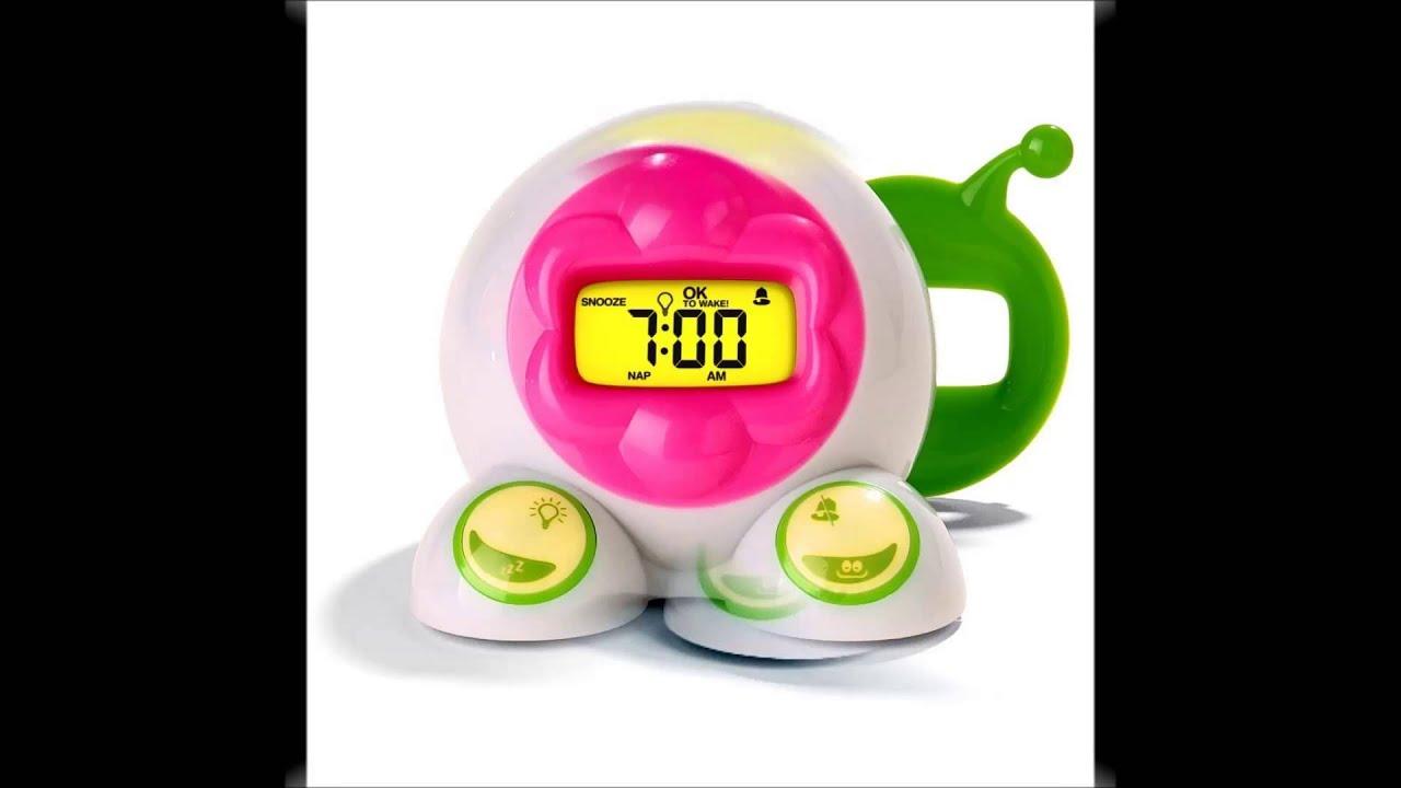 Onaroo Ok To Wake Children S Alarm Clock And Nightlight