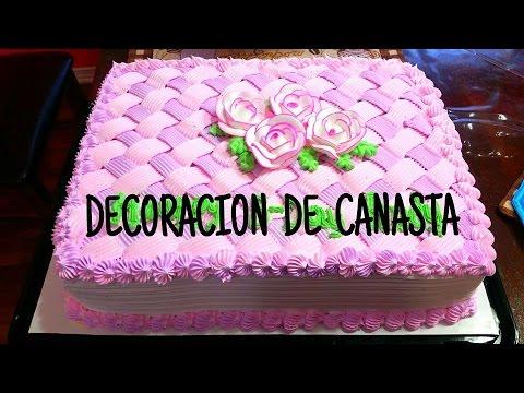 Decoracion De Pastel Paso A Paso Principiantes Recetas De Aleliamada