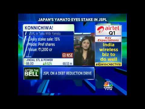 CNBC-TV18 Exclusive: Japan's Yamato Eyes Stake In JSPL