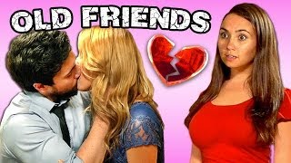 OLD FRIENDS (Last Moments of Relationships #14)